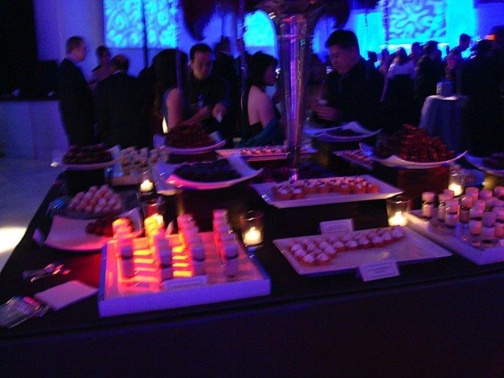 The Desserts!